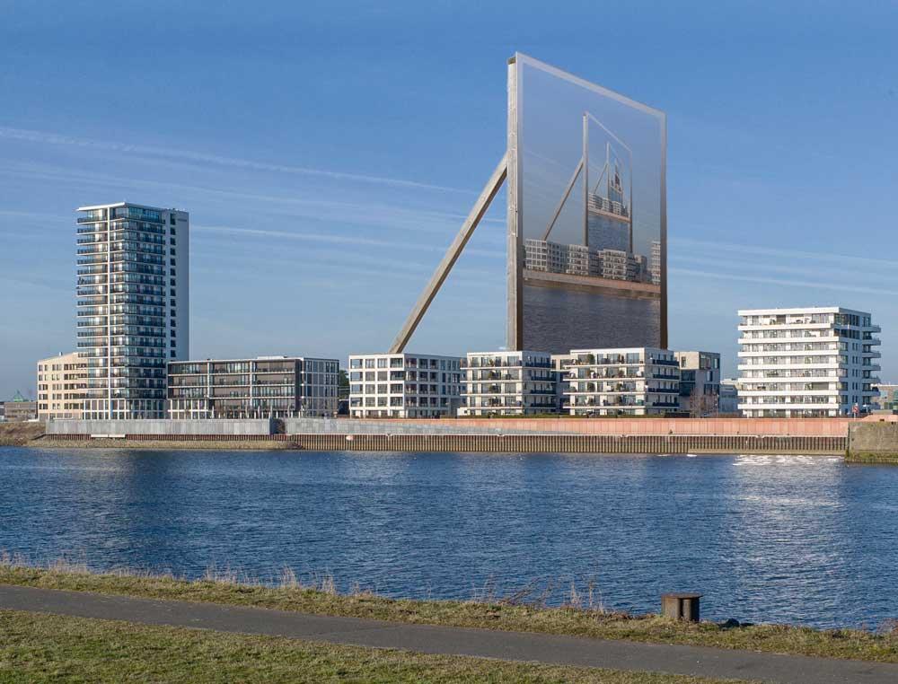 urbaner spaziergang wohnen entern ahoi an der waterfront aaa bremen. Black Bedroom Furniture Sets. Home Design Ideas